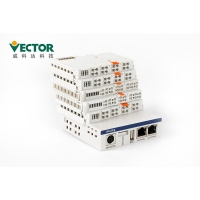 Buy cheap Vector Ethercat Bus PLC Programmable Logic Controller For Cutting Machine product