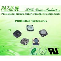 PDRH5D28 Series 2.5uH~680uH SMD Shield Power  Inductors Round Size