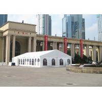 Buy cheap Sun Proof Steel Frame Marquee Birthday Party Tent , Party Tent With Windows from Wholesalers