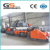 Buy cheap Delta Inverter Two Stage Extruder Plastic Pelletizing Line With 500-1000kg/H Capacity product