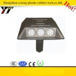 Buy cheap 3*7 cat eye glass beads reflective Aluminum road studs product