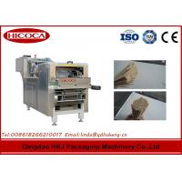 Buy cheap Automatic Single Layer Noodle Cutter Machine PLC Controlled 3kw / 4.5kw Power product
