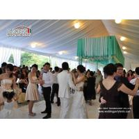 Buy cheap Wedding Aluminum Frame Canopy Party Tent 20X30 Heat Resistant from Wholesalers