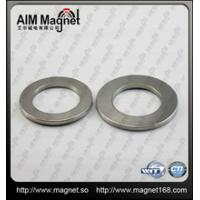 China small NdFeB ring magnets D16xd7x2mm N35 on sale