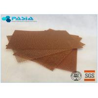 Buy cheap Fire Retardant Aramid Honeycomb Panels For Military Shelters Halogen Free product