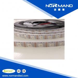 Buy cheap 5050 addressable rgb led strip 5v apa102 led pixel strip product