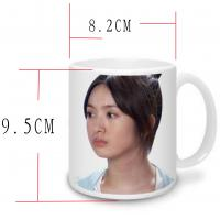 Buy cheap Export transfer photos ceramic mug custom pictures 7102 mark cup from Wholesalers