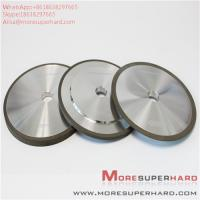 China 4B9 Resin bonded superhard materials can be used to process customized diamond grinding wheels Alisa@moresuperhard.com on sale
