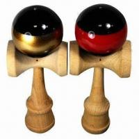 Buy cheap Colorful Wooden Kendama Toys and Games product