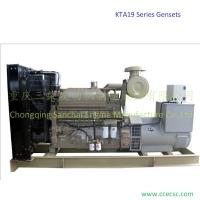 Buy cheap China Manufacturer Supply KTA19 Cummins Diesel Generators from Wholesalers