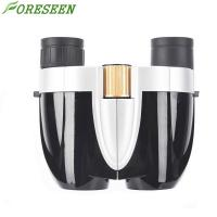 Buy cheap FORESEEN 10x25 Powerful Compact Binoculars Rain Proof Classic Style Black Color product