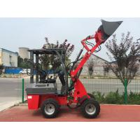 China 600KG Mini 906 Electric Compact Wheel Loader With Original Italy Transmission on sale