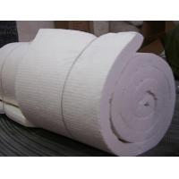 Buy cheap High Temp Ceramic Fiber Blanket Insulation , Refractory Thermal Insulating Blanket product