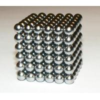 Buy cheap Permanent Neodymium Small Size Magnet Balls Manufacture product