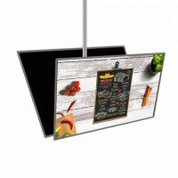 Buy cheap 55 LED Smart TV Wifi Touch Screen Kiosk Metro LCD Digital Signage Real Time Control product