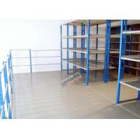 Buy cheap Auto Parts Rack / Galvanized Steel Rack For Storage 100 Kg Per Level product
