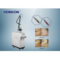 Buy cheap 532nm 1064nm Wavelength Q Switched Nd Yag Laser Tattoo Removal Ce Approved from wholesalers
