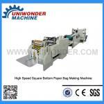 Buy cheap Automatic Double-line Vest Bag Making Machine product