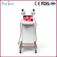 Buy cheap CE FDA approved multifunction full body fat reduction cryolipolysis lipo laser slimming cool tech lipo freeze machine from wholesalers