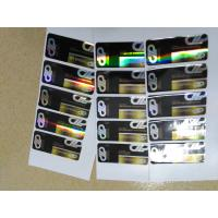 Buy cheap 10ml,10ml vial labels,vial hologram labels manufactory product