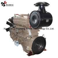 Buy cheap NTA855-P450 Water cooled CCEC 6 Cylinder Diesel Crate Engine For Diesel Water Pump Set product
