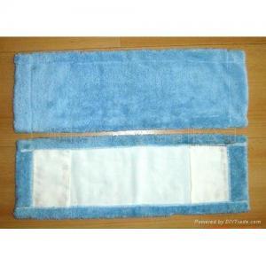 China Microfiber mop pad on sale