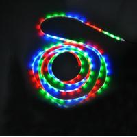 Buy cheap Color Changing RGB LED Strip Lights Decoration DC12V 3528 60led For Christmas product