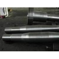 Buy cheap C45, CK45 Carbon Steel high precision Forged Steel Shaft 42CrMo4 / 34CrNiMo6 product
