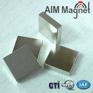Buy cheap Cheap N35 Block Sintered NdFeb Magnets product