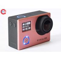 Buy cheap 170 Degree Action Camera With Remote Controller product