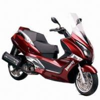 Buy cheap 125cc EEC Gas Scooter, Available with Fuel Capacity of 12.0L and Disk Brake Type product