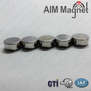 Buy cheap neodymium disk magnet 20mm x 3mm product