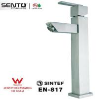Buy cheap 304# stainless steel sensor tap for wash basin product