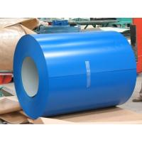 Buy cheap SGCH / SGLCC Carbon Steel Coil Prepainted Galvanized , 100mm to 1500mm product