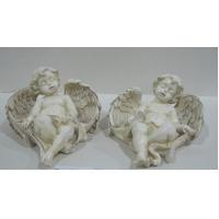 Buy cheap Thinking cherub Angel Collectible Figurines statue collection for mothers day gift product