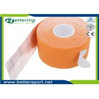 Kinesio tape sports muscle therapy  tape orange colour 5cmX5m