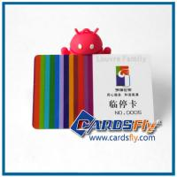 Buy cheap plastic loyalty card product