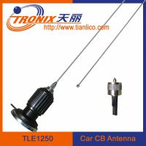 Buy cheap 27mhz radio cb antenna/ magnetic mount cb car antenna/ car cb antenna TLE1250 product
