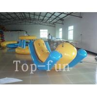 Outdoor Summer Water Games inflatable Water Park Game For Kids And Adults