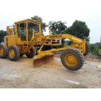 Buy cheap Japan used caterpillar motor grader 12g  with ripper product