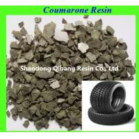 China Petroleum Coumarone Resin 17# used for rubber compound on sale