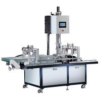 Buy cheap Automatic Box Bubble Pressing Machine Electric Driven Type For Rigid Boxes from wholesalers