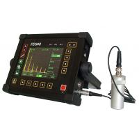 Universal Ultrasonic Flaw Detector With LED Backlight Bright Color Display USMFD34035X
