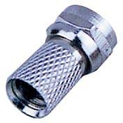 Rg58 Rg59 F Compression BNC Cable Connectors VK20086 Mode Fast Delivery
