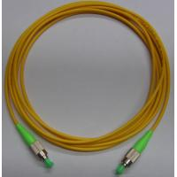 Buy cheap FC APC Fiber Optic Patch Cord with LSZH cable product