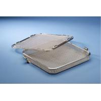 Buy cheap stainless steel sieve tray product