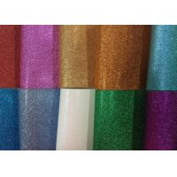 Hairbow Ribbon Multi Color Glitter Fabric For Wallpaper And Wedding Decoration for sale