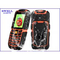 Buy cheap GSM Waterproof Military Spec Smartphone Rugged With IPS Panel product