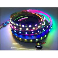 Buy cheap RGB LED Flexible Strip Lights 60LEDs/M For Room / Cabinet / Furniture Decoration product
