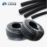 Buy cheap Soft Flexible PP PE PVC Pipe Making Machine Corrugated Hose Tube Production product